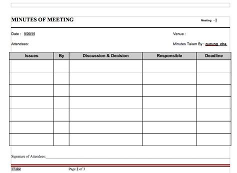 run more efficient meetings 15 tools for shared agendas minutes