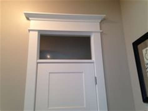 Windows Above Doors by 1000 Images About Door And Window Trim On Window Trims Cornices And Craftsman Style