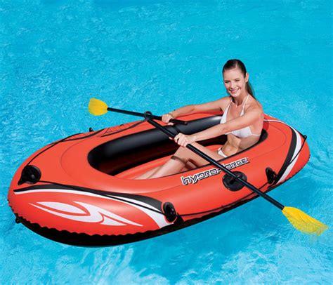 bestway hydro force inflatable boat bestway hydro force inflatable raft boat set outdoor fun
