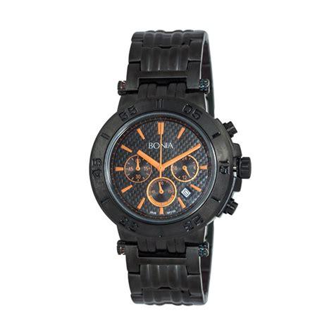 Jam Tangan Bonia Date 2001 Black 1 jual bonia bpt131 1732c jam tangan pria black