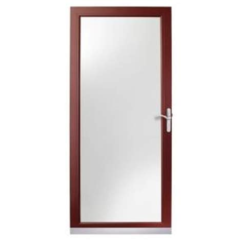 andersen 3000 series 36 in wineberry fullview door