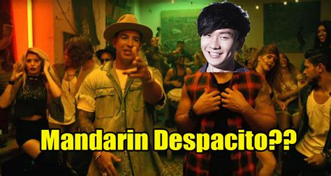 despacito mandarin despacito will be getting a mandarin remix sung by jj lin