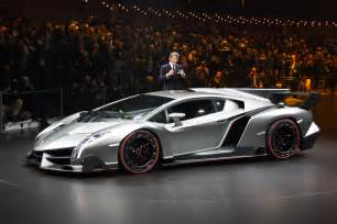 Lamborghini Veneno Lamborghini Veneno Finally Officially Unveiled Autoblog