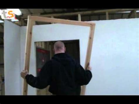 s trade secrets how to fit a door lining