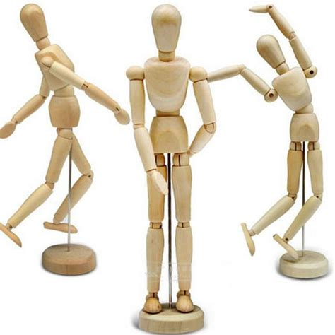 Drawing Mannequin by Wooden Wood Human Figure 8 Quot Unisex Manikin Mannequin