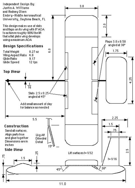 vicks woodworking plans glider plans balsa wood pdf woodworking