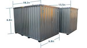 rent a storage container with doors in iowa city cedar