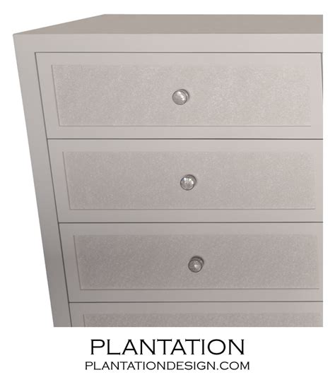 Fabric Dresser Drawers by Fabric Front Dresser 12 Drawer Plantation
