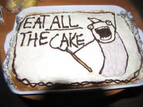 Meme Cake - 21 hilarious cake messages smosh