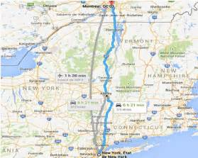 new york to montreal by car arianne relocation canada de montr 233 al 224 new york