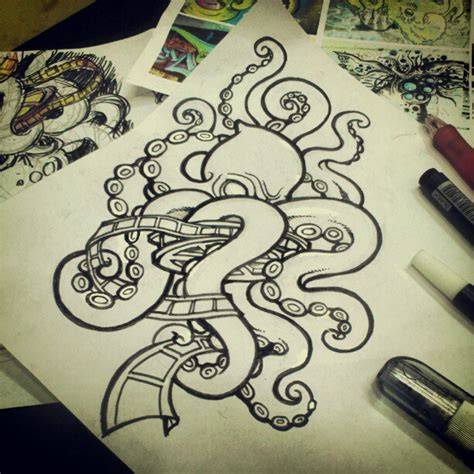 new octopus design amel santoso external brain