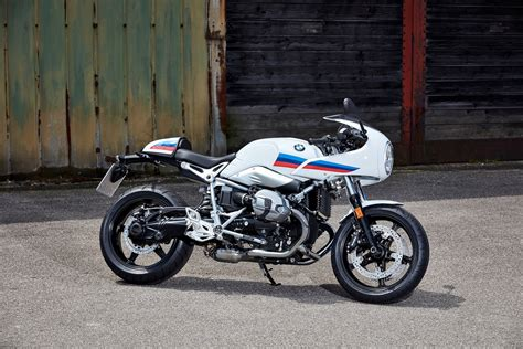 Who Makes Bmw by Bmw Makes Their Own Cafe Racer The Bmw R Ninet Racer