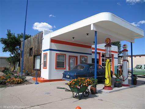 route 66 gas station pete s route 66 gas station museum