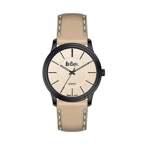 Jam Tangan Pria Cooper Lc 89g Krem jual cooper lc 13g d jam tangan pria