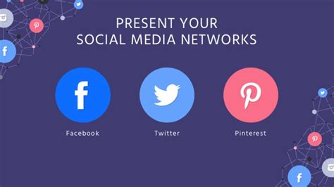 free social media powerpoint template social media powerpoint template free powerpoint