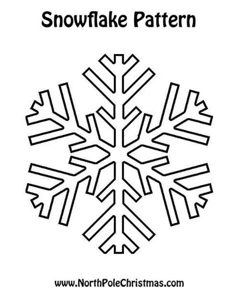 free printable snowflake patterns new calendar template site