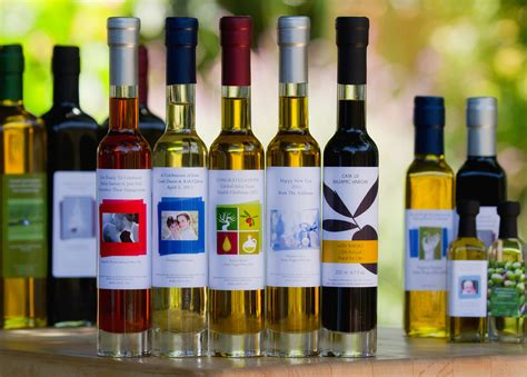 custom labeled olive oil bottles personalized labels the olive oil source introduces valentine s day labels for