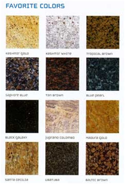 How To Choose Countertop Color by Granite Countertops Fredericksburg Richmond Henrico