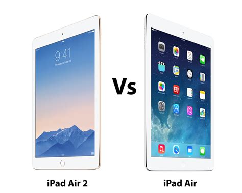 Tablet Apple Air 2 air 2 vs air comparison review gearopen