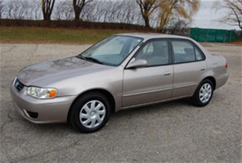Switch Mundur Great Corolla 2001 toyota corolla