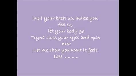 in my bed lyrics ray j heaven in my bed lyrics youtube