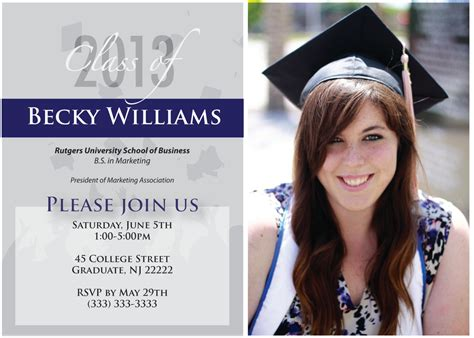 sles of high school graduation invitations graduation invitations with quotes search