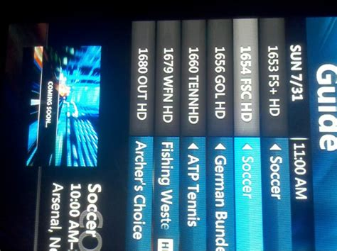 What Channel Does House Come On Fox Soccer Channel In Hd Coming Soon To At T U Verse
