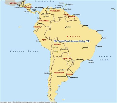 south america map and central america best photos of central south america map