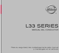 2017 Nissan Altima Manual Del Propietario In Spanish