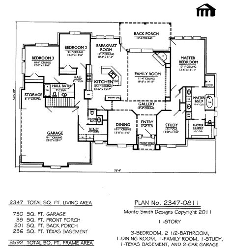 3 room floor plan 3 bedroom home design plans
