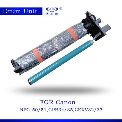 Toner Npg 50 npg 50 51 gpr 34 35 cexv34 35 drum unit for canon ir2520 225 2530 2545 in compatible toner