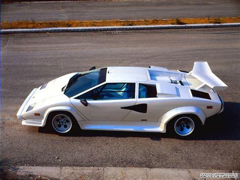 Lamborghini Lp500 1982 Lamborghini Countach Lp500 S Carsaddiction