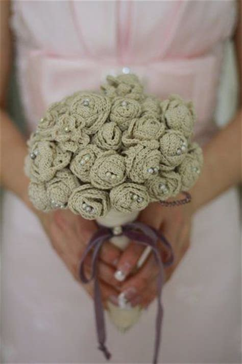 Handmade Bouquet - 20 unique diy wedding bouquet ideas part 1 deer pearl
