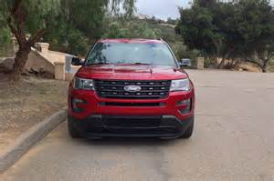 2016 Ford Explorer 2016 Ford Explorer Drive Motor Trend
