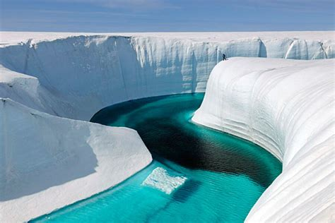 polar ice sheets shrinking report offers definitive