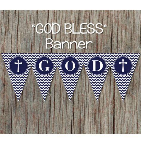 printable christening banner holy baptism banner printable bumpandbeyonddesigns