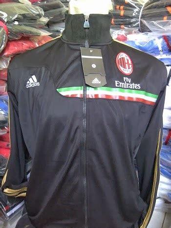 Jaket Bomber Biru Inter Milan Nike Adidas Grosir Murah Diskon Jumper jaket acmilan emirate hitam musim 2013 2014 grade ori adidas jual jaket nike adidas grade