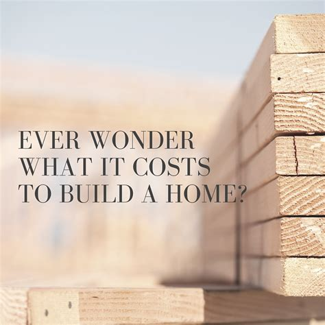 What Does It Cost To Build A House | what does it cost to build a home richmond va new homes