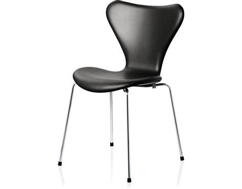 stuhl fritz hansen series 7 side chair upholstered hivemodern