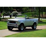 1965 International Harvester Scout  Pictures CarGurus