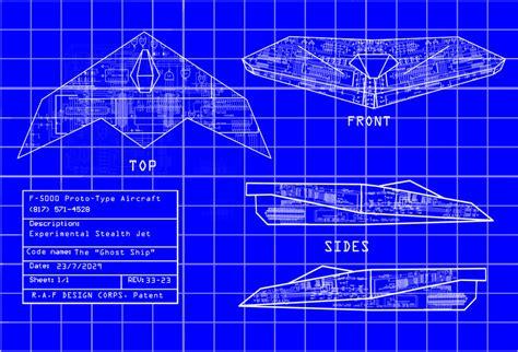 create blueprints stealth jet blueprints by makievalhalla on deviantart