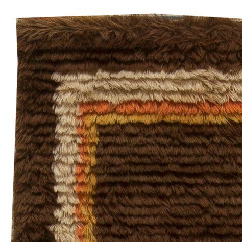 swedish rug vintage swedish pile rug bb5496 by doris leslie blau