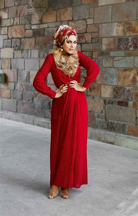 Ravika Maxi Dress Wanita how to wear fashionable styles hijabiworld