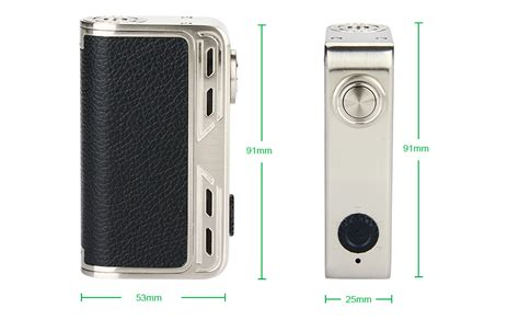 Smoant Charon 218w Tc Box Mod Vape Authentic smoant charon 218w vv tc box mod adjustable battery vape mod kit authentic ebay