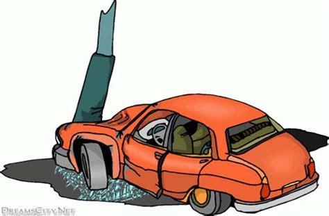 animated car crash animated car crash clipart