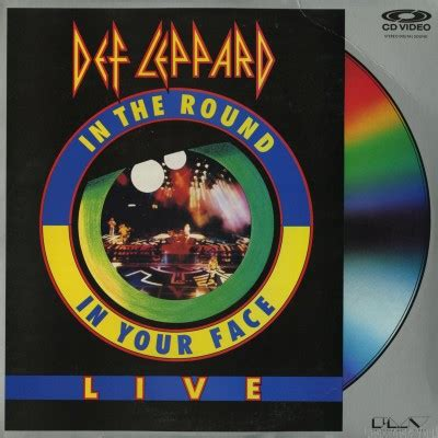 Vhs Def Leppard Archive albums archive def leppard