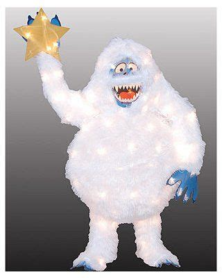 bumble christmas tree topper rudolph s bumble outdoor decor crafts decorations toys and more