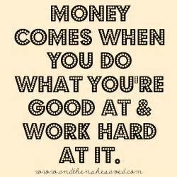 Work And Money Quotes