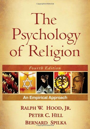 lectures on the psychology of fifth edition books the psychology of religion fourth edition an empirical