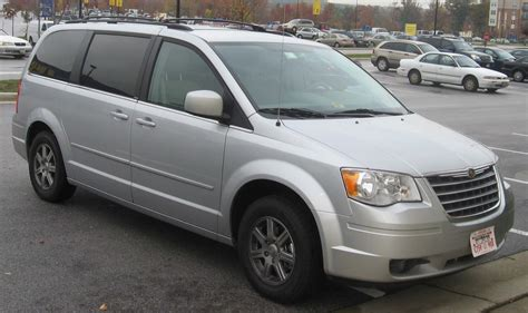 Chrysler Town And Country Touring by File 2008 Chrysler Town Country Touring Jpg